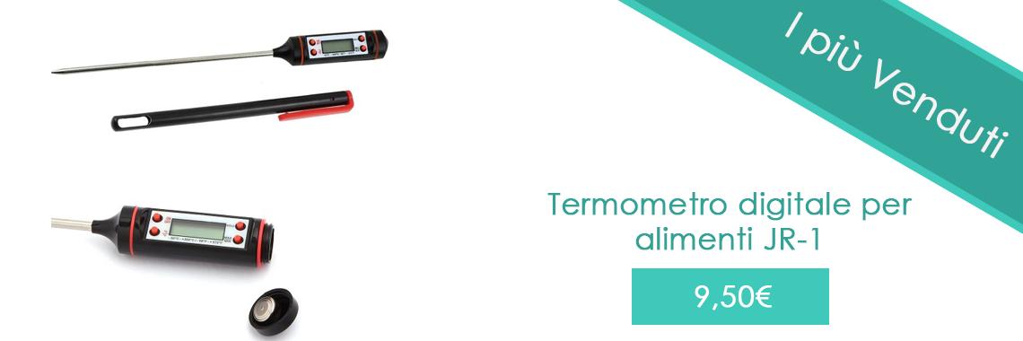 Termometro digitale per alimenti JR-1