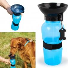 Borraccia Water bottle e la bottiglia d'acqua per i cani portatile 17990