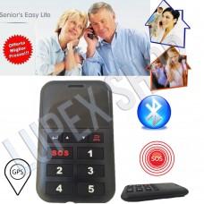 Mini cellulare NanoPhone per anziani bambini con Gps e funzione chiamata SOS