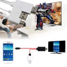 Adattatore HDTV MHL Samsung smartphone tablet