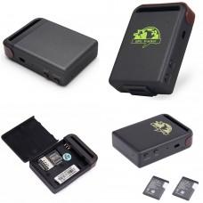 Localizzatore GPS portatile multifunzione TK102B