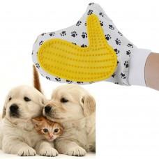 Guanto per pulizia animali domestici cani gatti T10