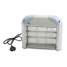 Zanzariera elettrica 12w kooper interni esterni per zanzare mosche insetti