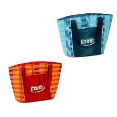 Borsa termica Ezetil 16lt - mare spiaggia per bevande sempre fresche arancio o blu a scelta
