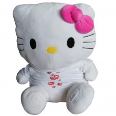 Peluche Hello Kitty - Bianco 55cm