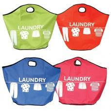 Borsa per lavanderia pieghevole laundry