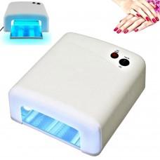 Lampada UV fornetto ricostruzione unghie colata gel unghia