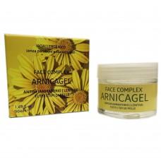 Face Complex Arnica-Gel antinifiammatorio lentivo per tutti i tipi di pelle Ipoallergenico 50ml