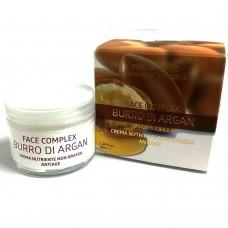 Crema Burro di Argan Face complex Ventizerocinque L28716A